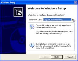 Operating System Upgrade and Installation