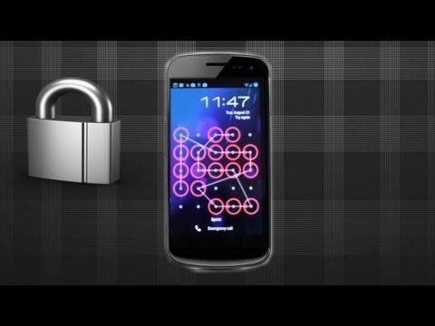 Pattern Lock Reset