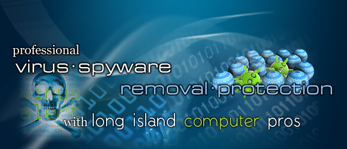 Virus, Trojan and Spyware Removal