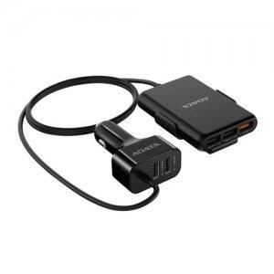 ADATA (CV0525) 52W Sharing USB Car Charger